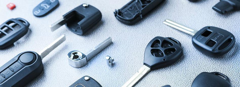 Riparazione chiavi auto